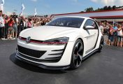 Volkswagen Golf GTI Vision Concept: Juste WOW