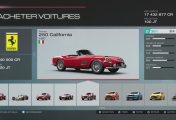 Pack IGN Forza Motorsport 5 - La Ferrari 250 California de 1957