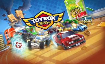 Toy box Turbos disponible sur Xbox Live Arcade, 14.99€, démo gratuite