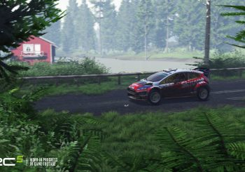 WRC 5 : La Ford Fiesta RS en action