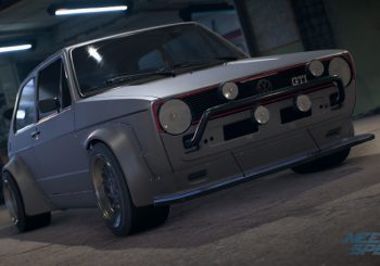 Need For Speed: La Volkswagen Golf GTI de 1976
