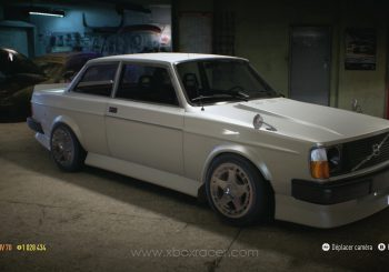 Need For Speed: La Volvo 242 de 1975