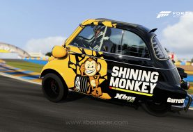 XBR Forza Motorsport Showroom - BMW Isetta 300 Shining Monkey