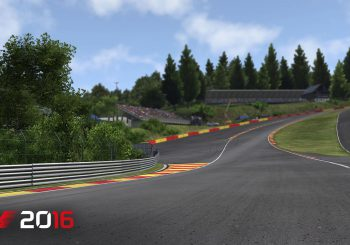 F1 2016: 10 images en provenance de Spa Francorchamps