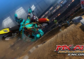 Test de MX vs ATV Supercross Encore sur Xbox One