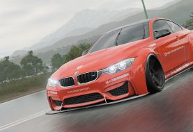 XBR Forza Horizon Showroom - BMW M4 Liberty Walk