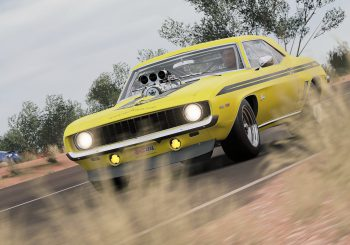 XBR Forza Horizon Showroom - Camaro SS Coupe 69 Yenko