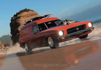XBR Forza Horizon Showroom - Holden Sandman HQ Panel Van Original