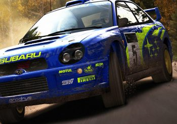 "DiRT Rally: Un événement ""Coeur de Lion"" en hommage à Richard Burns"