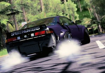 XBR Forza Horizon Showroom - Nissan Silvia S14 Rocket Bunny by Panda
