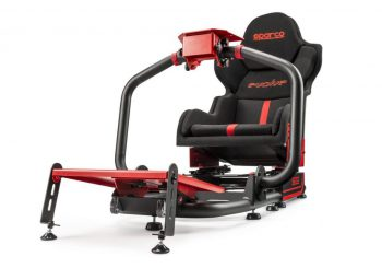 Evolve, l'installation de course Sparco Gaming