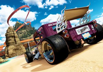 XBR Forza Horizon Showroom - Hot Wheels Bone Shaker Super Treasure Hunt