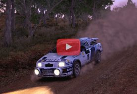DiRT 4 : Un Replay en Ford Sierra Cosworth RS500 à Fitzroy en Australie