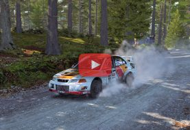 DiRT 4: Gameplay et Replay en Mitsubishi Evo VI sur une spéciale de Cradoc Valley