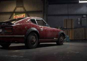 NFS Payback Build of the Week #2: La Nissan Fairlady Z240 G de 1971