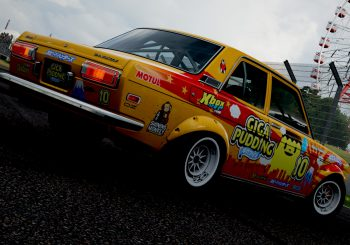 XBR Showroom Forza 7 : Datsun 510 Giga Pudding