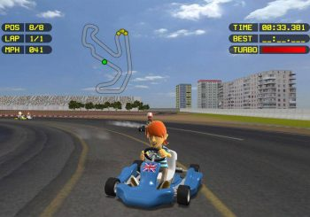 Test d'Avatar Karting sur Xbox 360