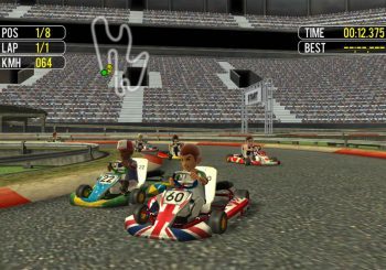 Test d'Avatar Karting 2 sur Xbox 360