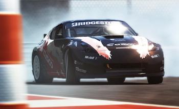 Le moteur de dégâts de GRiD Autosport mis en avant