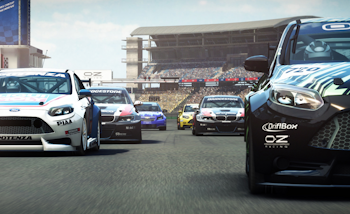 Oakley Motorsport dans GRiD Autosport