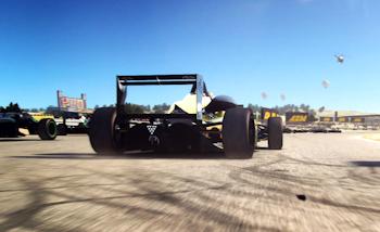 Quelques détails sur le comportement des autos dans GRiD Autosport