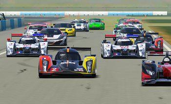Présentation de l'Endurance Series Championship 2015 sur Forza 4