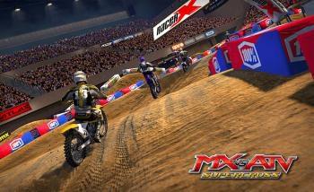 Le terrain de jeu de James Stewart arrive dans MX vs ATV Supercross
