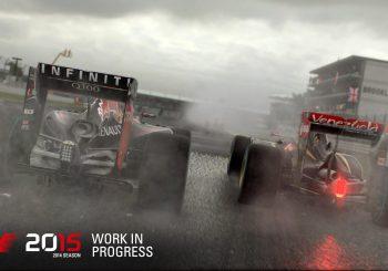 F1 2015 en 900p et 60fps sur Xbox One, 1080/60 sur PS4