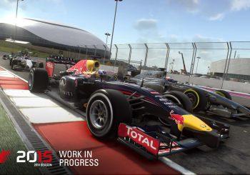 F1 2015 sera disponible dès le 12 Juin prochain