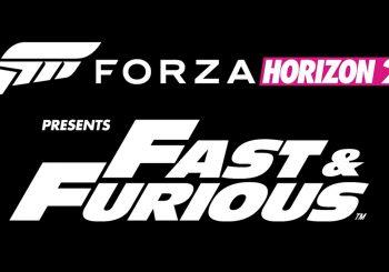 Succès et véhicules de l'extension Forza Horizon Fast & Furious