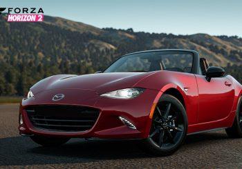 Mazda MX-5 Car Pack gratuit pour Forza Horizon 2 le 17 mars
