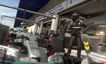 Du gameplay Xbox One de F1 2015 en vidéo