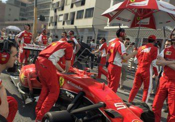 F1 2015 repoussé au 10 juillet, nouvelles images du GP de Monaco inside