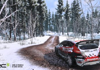 Test de WRC 5 sur Xbox One