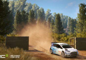 L'eSports WRC est disponible pour le jeu WRC 5