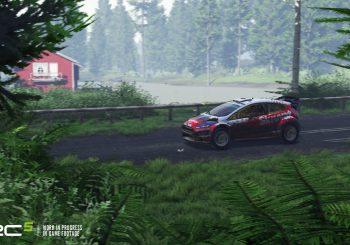WRC 5 : La Ford Fiesta RS en action