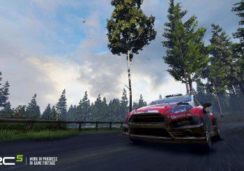 WRC 5: Le troisième tour de qualification de l'eSports WRC sur la spéciale d'Ibarilla