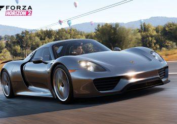 Porsche dans Forza Horizon 2 dès le 9 juin, 10 autos contre 10€