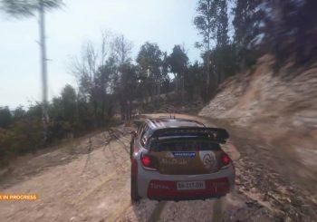 Sebastien Loeb Rally Evo : Une vidéo de gameplay en Suède