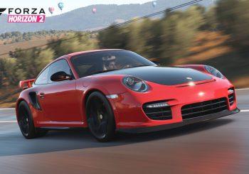 Les Porsche 911 GT2 RS et Cayenne Turbo gratuites jusqu'au 24 juillet dans Forza Horizon 2