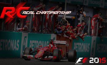Team REAL Championship: Drivers Arena et Championnat de France F1 2015