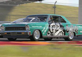 XBR Forza Motorsport Showroom - Chevrolet Chevy Nova 66 Gas Monkey Garage