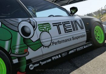 XBR Forza Motorsport Showroom - Honda Civic Type R Tein