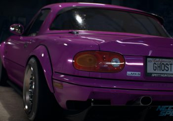 Need For Speed: La Mazda MX5 de 1996
