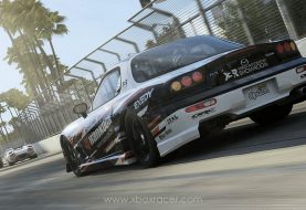 XBR Forza Motorsport Showroom - Mazda RX7 Hankook