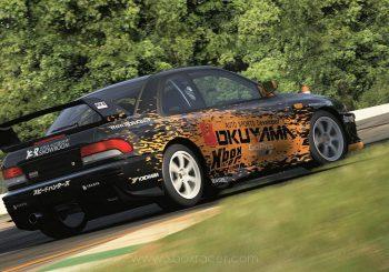XBR Forza Motorsport Showroom - Subaru Impreza 22B Okuyama