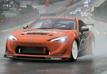 XBR Forza Motorsport Showroom - Toyota GT86 GZox