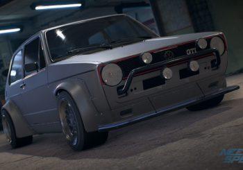 Need For Speed: La Volkswagen Golf GTI de 1976
