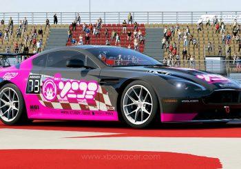 XBR Forza Motorsport Showroom – Aston Martin V12 Vantage S Sonico