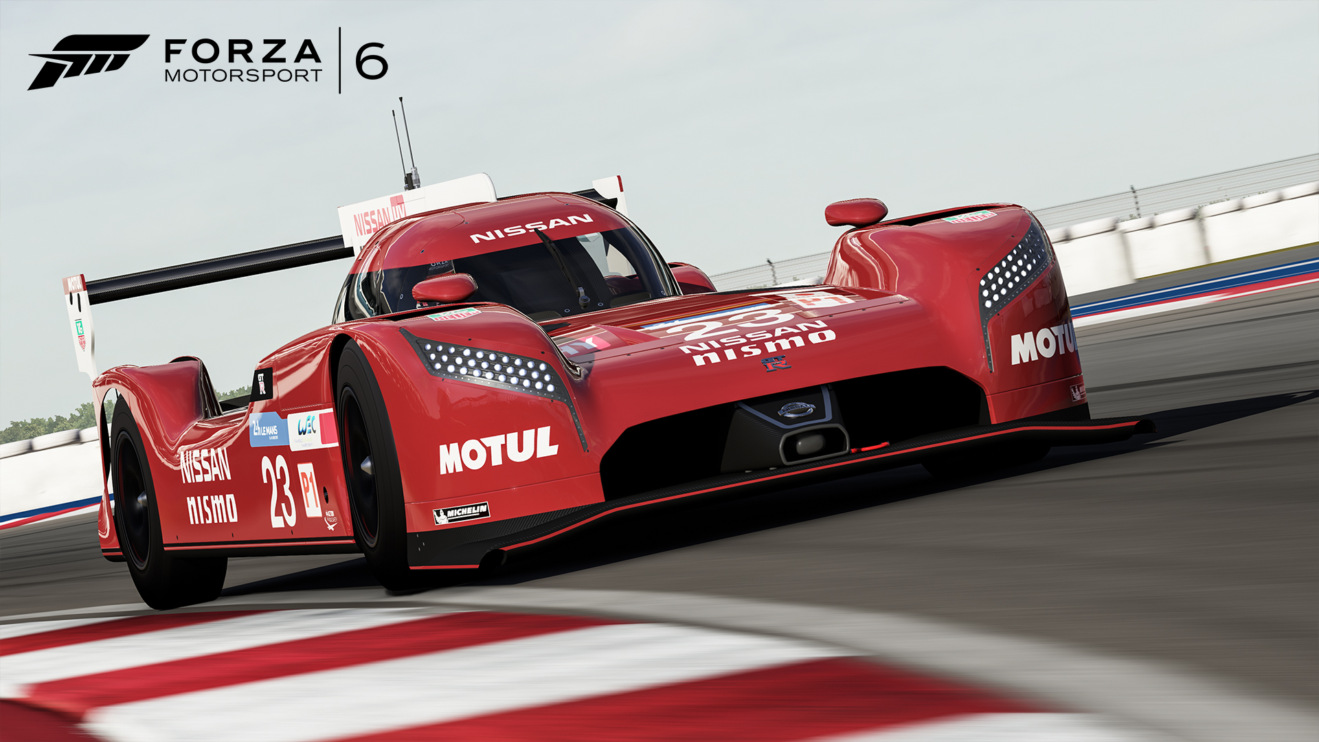 forza motorsport 6 mise jour de novembre et nissan gtr lm nismo gratuite. Black Bedroom Furniture Sets. Home Design Ideas